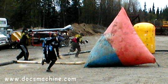 Adrenaline Paintball Games, 2003