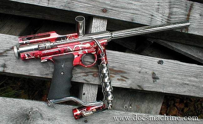 Red Splash Automag