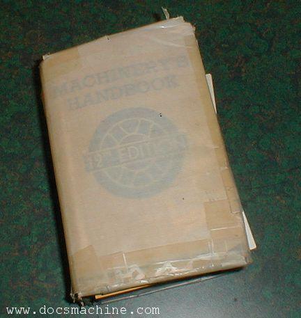 Machinery's Handbook, 1945