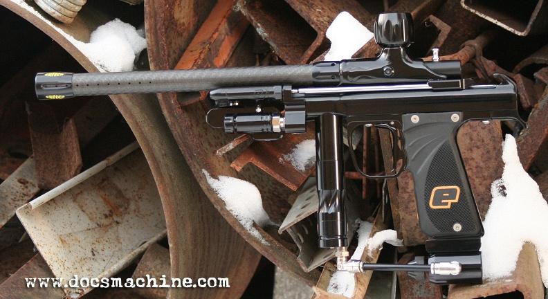Black MQ E-Blade Fastback