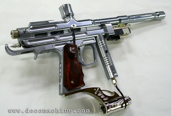 Pewter Racegun 'Cocker
