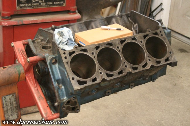 Olds 455 Build