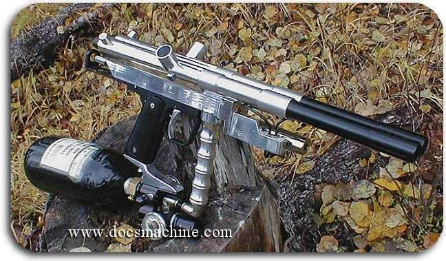 The Original Vee-Twin Autococker