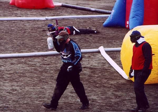Glacier Shaker, 2000
